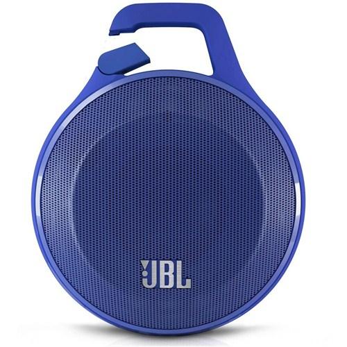 JBL Clip Wireless Taşınabilir Bluetooth Hoparlör (Mavi)