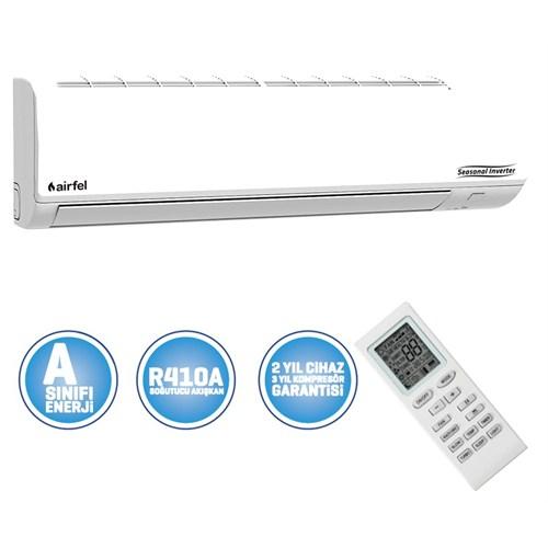 Airfel AS22-0942/SINV A Enerji Sınıfı 22000 Btu/h Seasonal Inverter Klima
