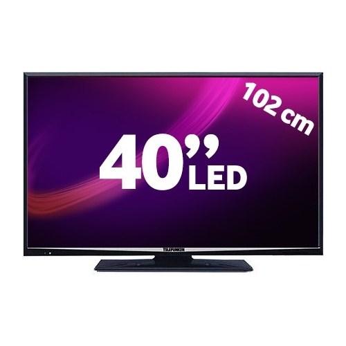 "Telefunken 40TF2020 40"" 102 Ekran Full HD LED"