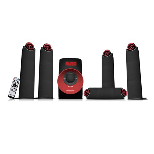 Kamosonic KS-ES733 Radio-USB-SD 5+1 Ev Sinema Sistemi