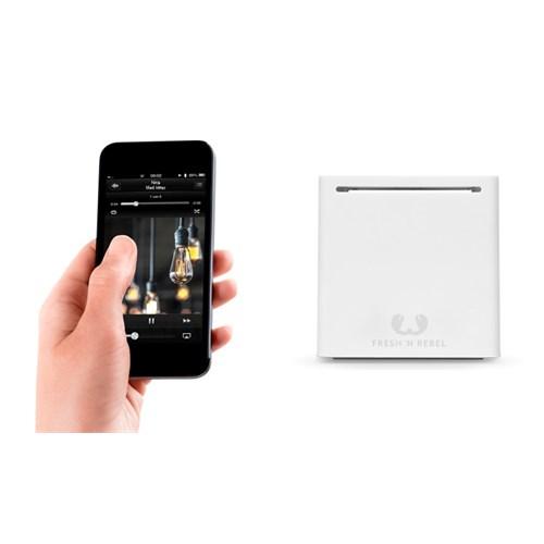 Fresh'n Rebel Cube Bluetooth Hoparlör CT [Beyaz]