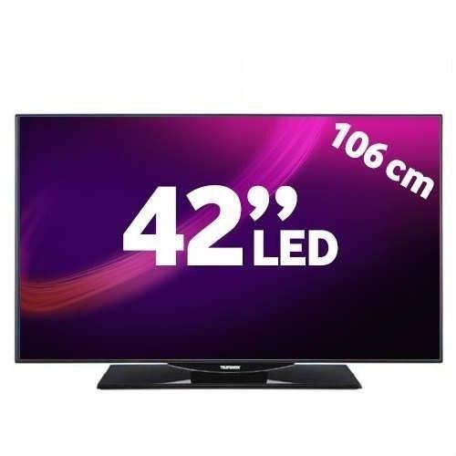 """TELEFUNKEN 42TF4025 42"""" 106 Ekran Full HD 200 Hz Uydu Alıcılı LED TV"""
