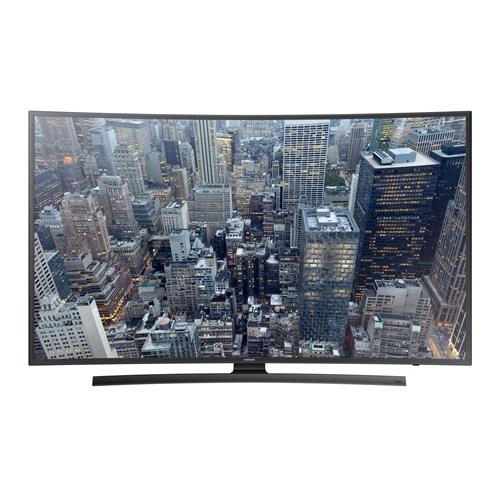 """Samsung 55JU6570 55"""" 140 Ekran [4K] Ultra HD Uydu Alıcılı Smart [Tizen] 4 Çekirdekli Curved LED TV"""