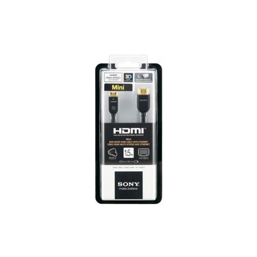Sony Dlc-Hem15 Mini Hdmı-Hdmı 3D Kablo