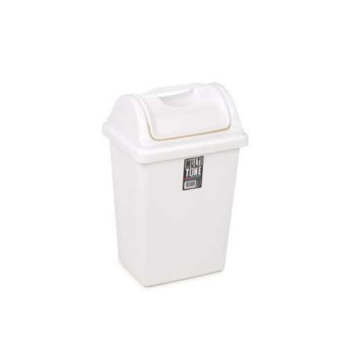 Bora Köşeli Çöp Kovası 14 Litre İtmeli No: 3