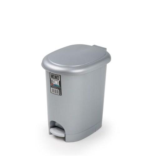 Bora Oval Pedallı Çöp Kovası 17 Litre No: 3