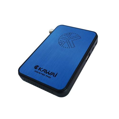 Kawai KW-6750 Full HD Uydu Alıcı (Mavi)