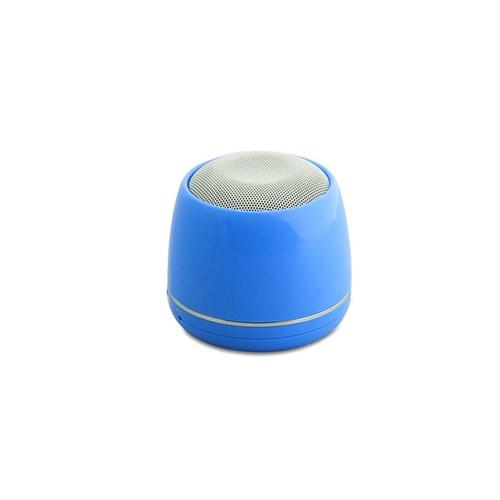 Mikado MD-12BT Mavi FM+ Şarjlı Bluetooth Speaker