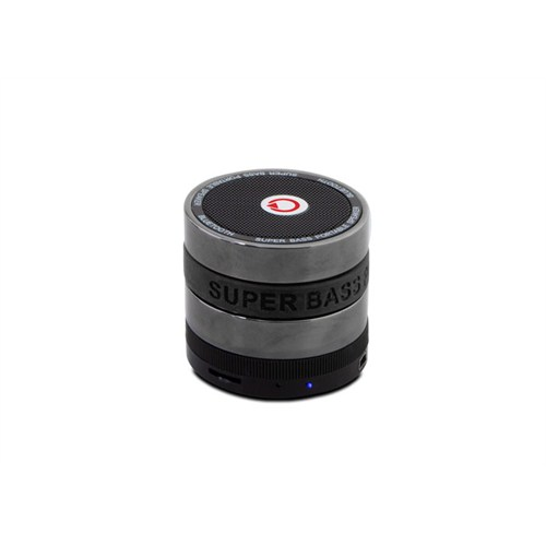 Mikado MD-BT11 Siyah TF Kart+FM Destekli Bluetooth Şarjlı Speaker