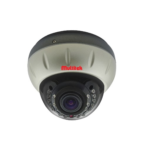 MULTİTEK NVDSIR24 CCD 700 TV LINE DOME GÜVENLİK KAMERASI