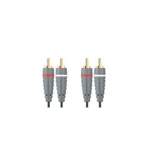 Bandridge Bal4205 2Rca - 2Rca Kablo 5 Metre