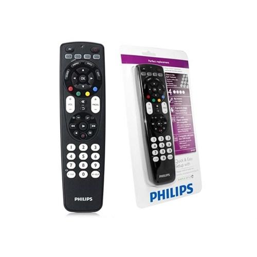 Philips Universal Kumanda 4 in 1 SRP4004/86