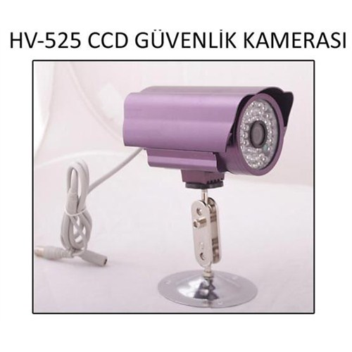 Everest Hv-525 48 Led 1/3 Ccd Sony Gece Görüş Kamera