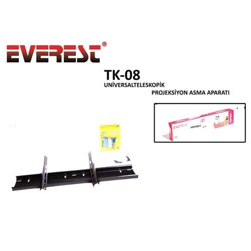 Everest Tk-8 42'' 3'Lü Tv Aksesuar Seti
