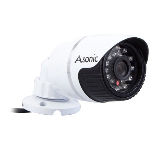 Asonic Asc-600 1/3 Sony Ccd 3.6Mm 600Tvl 24 Ledli. Ir Led Güvenlik Kamerası