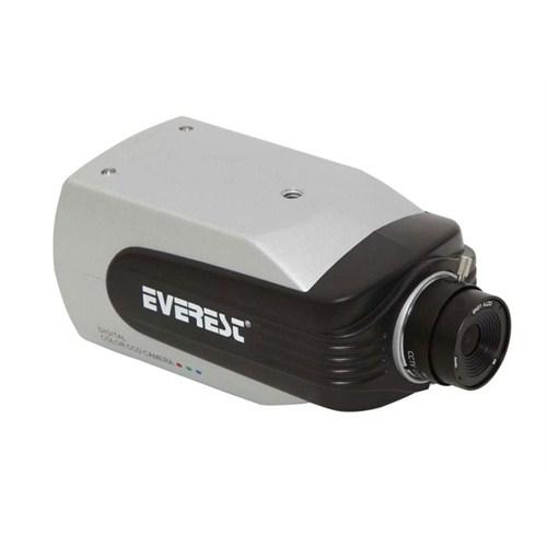 Everest Hv-618S 1/4 Sharp Ccd 4Mm Lens Güvenlik Kamerası