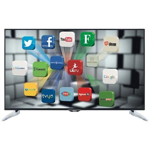 """Regal 55R6055F 55"""" 140 Ekran 600 Hz Full HD Uydu Alıcılı Smart LED TV"""