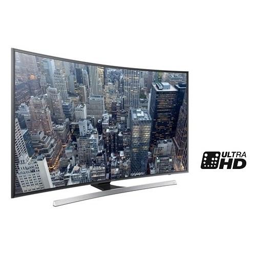 """Samsung 65JU7500 65"""" 165 Ekran Ultra HD [4K] Uydu Alıcılı 4 Çekirdekli Smart [Tizen] Curved 3D LED TV"""