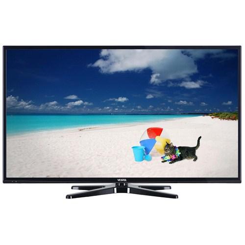 """Vestel 40FB7100 40"""" 101 Ekran Full HD 400 Hz Uydu Alıcılı Smart LED TV"""