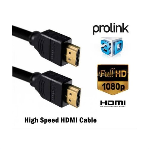Prolınk 3D 4K Destekli 3 Metre Hdmı Kablo