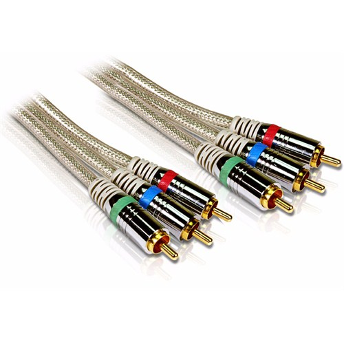 Philips SWV3303W/10 Component Video Kablosu (3 metre)