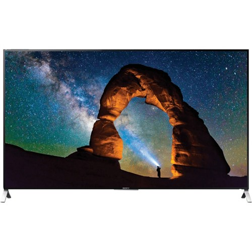 "Sony KD55X9005CBAEP 55"" 140 Ekran 800 Hz. Smart 3D UHD 4K (ANDROİD) LED TV"