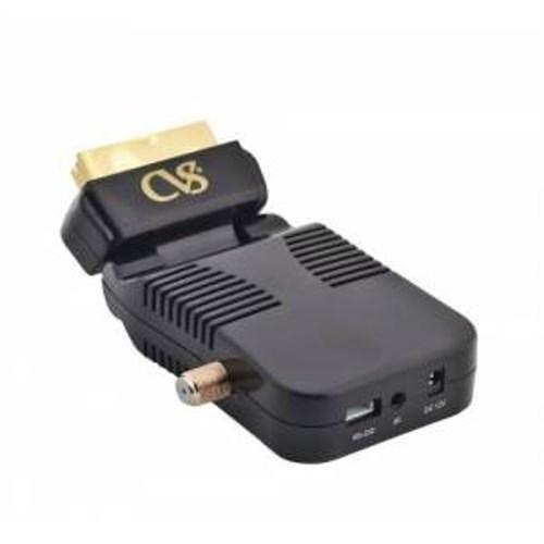 CVS DN 8521 Scart Mini Uydu Alıcısı