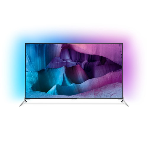 "Philips 65PUK7120/12 65"" 165 Ekran ULTRA HD Uydu Alıcılı 3D Ambilight(ANDROİD) LED TV"