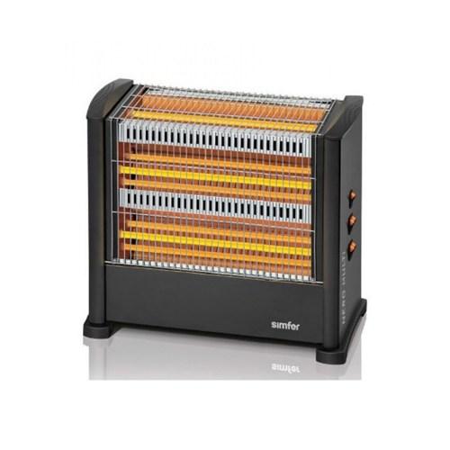 Simfer Nero 2750W Quartz Isıtıcı