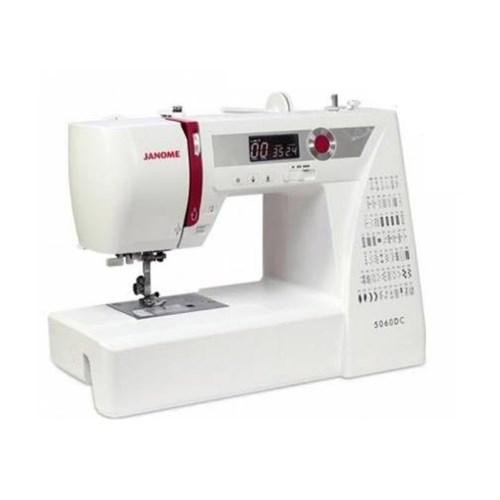 Janome 5060 Dc Elektronik Dikiş Nakış Makinesi