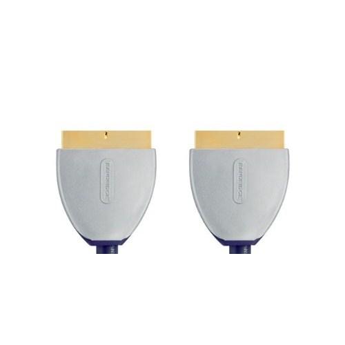 Bandridge BE Premium SVL-7392 Scart Kablo (2 metre)