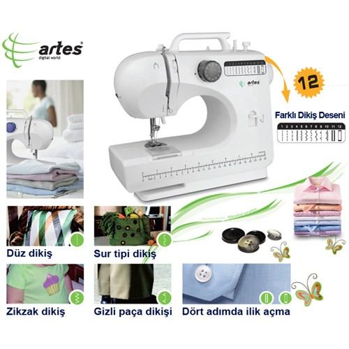Artes Dikiş Makinesi FHSM-506