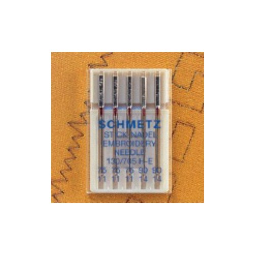 Schmetz Nakış Makinesi İğnesi 75 Numara 5'li Paket