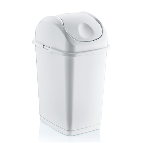 Dünya Plastik 35 Lt.Slim Çöp Kovası