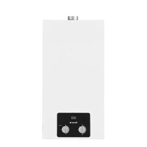 Arçelik 8000 Hş Lcd Ekranlı Fanlı Hermetik Compact Şofben