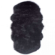 Post Halı Siyah 70X200 Cm
