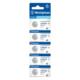 Westinghouse CR1632 3v Lityum Pil 5li Blister Ambalaj