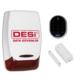 Desi Midline Tuş Takımlı (Keypad) Alarm Sistemi   Data Güvenlik
