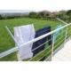HNC Metal Alüminyum Balkon Çamaşır Kurutma Askısı