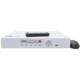 Spy Sp-5308Ahd 8 Kanal Silver 2X6Tb Disk 3G P2P 1080P-H H.264 Full Hd Hdmı Ahd Dvr Kayıt Cihazı