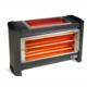 Isımatik 502 Devrilme Emniyetli Termostat Elektrikli Isıtıcı Soba
