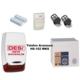 Desi Hs-102 Metaline Alarm Sistemi Telefon Aramasız! 100% Türk Malı - Data Güvenlik
