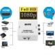 Alfais AL-4552 HDMI To RCA 1080P Destekli Çevirici
