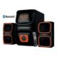 Kamosonıc Ks-2045 300 Watt Peak Power Bluetooth 2+1 Ses Sistemi Kumandalı