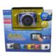 Kingshark Aksiyon Kamera 2.0. Dokunmatik Su Altı Kamera