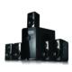 Leader H-5801 Sd Mmc Usb Fm Bluetooth Uzaktan Kumandalı 5+1 Ses Sistemi