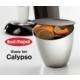 Anka Calypso Tezgah Üstü Çöp Kovası