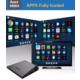 M96x 6.0 Android Tv Box 4K 2Gb ram 8Gb rom S905X Quad-Core Kodi 16