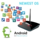 M96X Pro IPTV Android 6.0 TV Box 2GB Ram 16GB Rom Kodi Yüklü 3D ve 4K Destekli