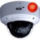 Scsı Ir Mesafesi 30M 1/3'' Cmos 4Mp 3.3 12Mm Icr Ip66 Dome Kamera